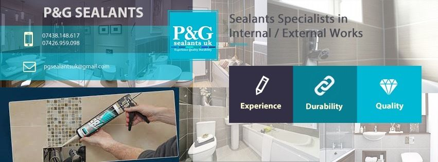 P&G specialist silicone sealant applicator. Internal/external mastic. London Area - Mastic Man