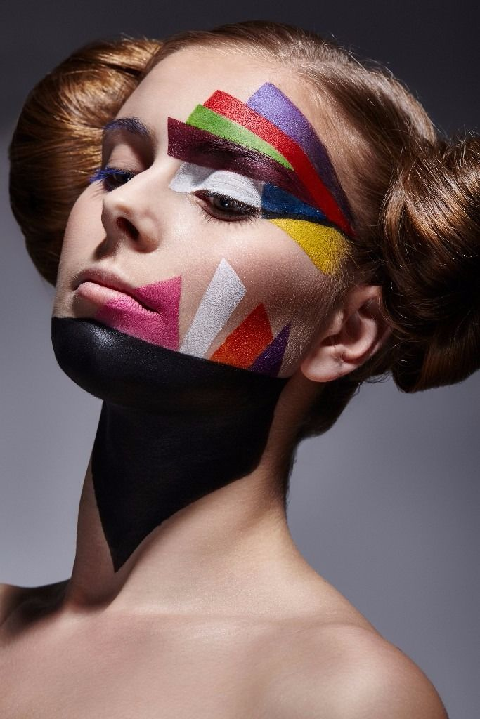 Makeup Artist & Hairstylist London, available to travel. Trained in AOFM Academy Of Freelance Makeup