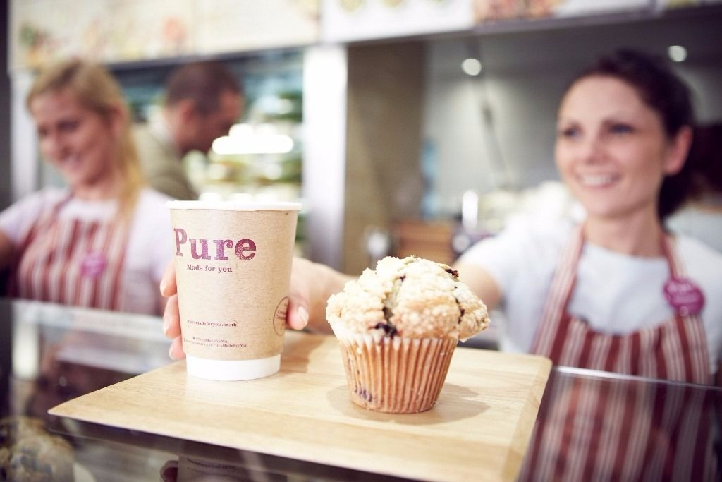 Pure Canary Wharf is looking for Team Members