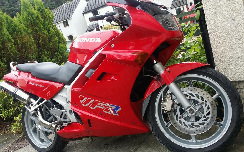 Rc36 vfr750. Great original pro arm bike. SWAP / PX