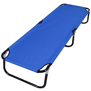 Folding Campbed..Used for two nights..Like new.