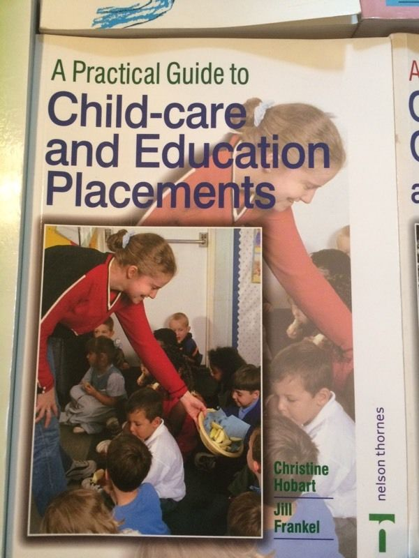 NC/HNC college childcare books (18)