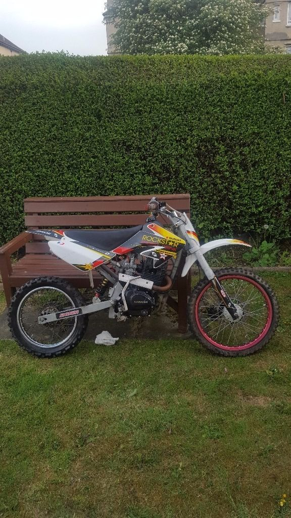 Pitbike swap for bicycle