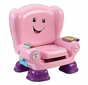 Laugh and learn 123 stages activity chair