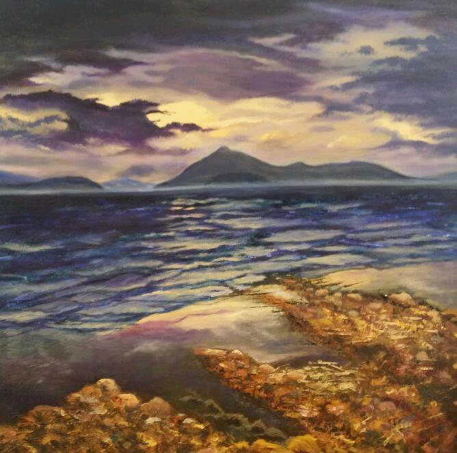 Art Exhibition in Spey Bay Hall 30th-31st July