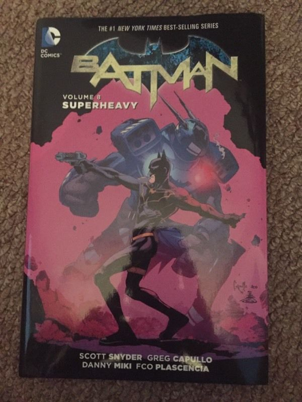 Batman Volume 8 Hardcover