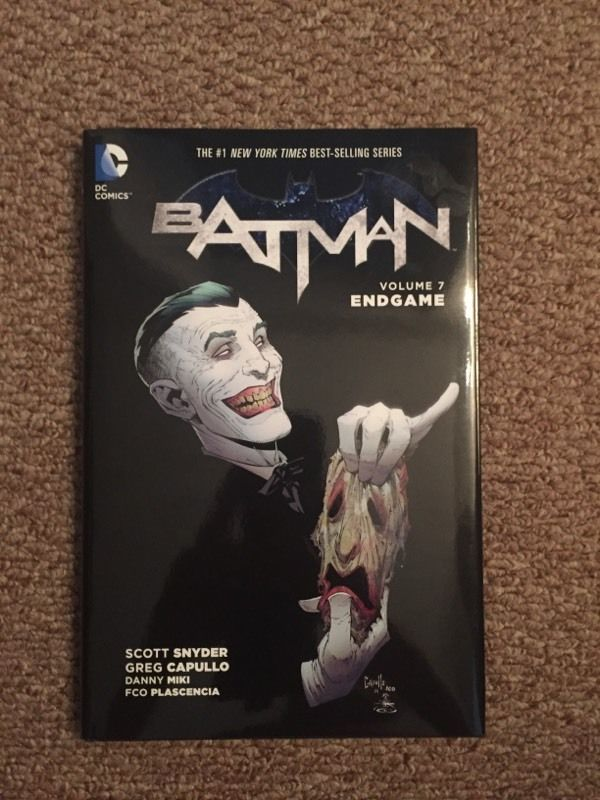 Batman Volume 7 Hardcover