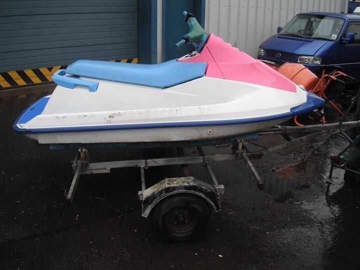 Polaris sl 750 jetski . Spares or repair