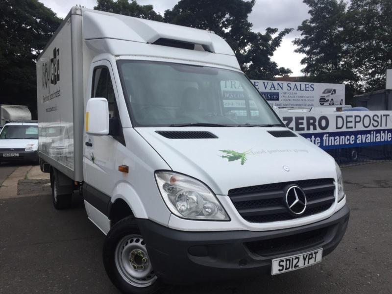 Mercedes-Benz Sprinter 2.1TD 313CDI MWB temp controlled box van 1 owner