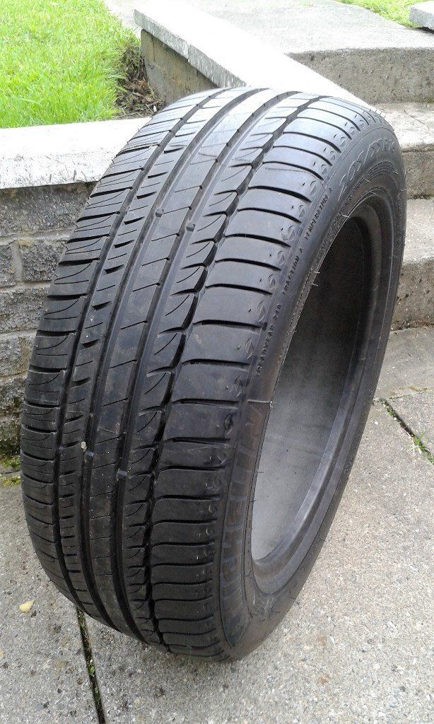Michelin primacy HP 205/55/16 91V RSC run flat tyre, never been used.