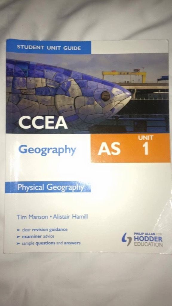AS Geography Revision guides