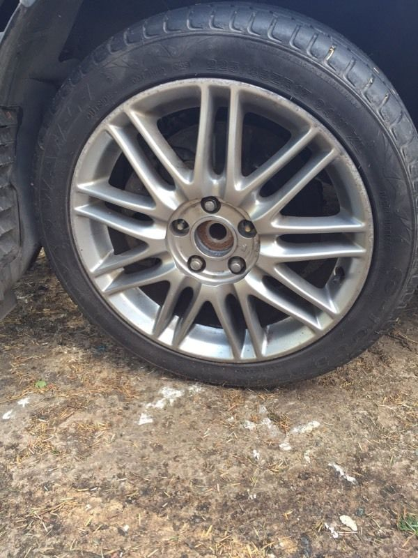 "Honda 17"" Alloy Wheel Accord Civic FRV CRV Spare Tyre"