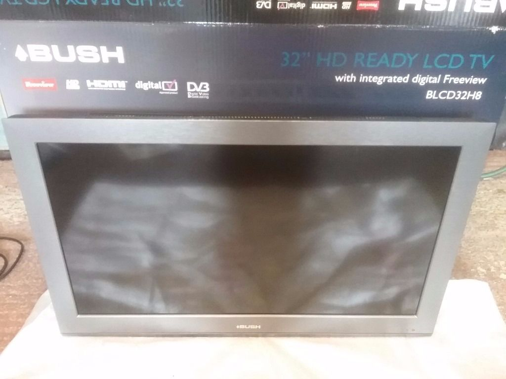 32 HD READY LCD TV