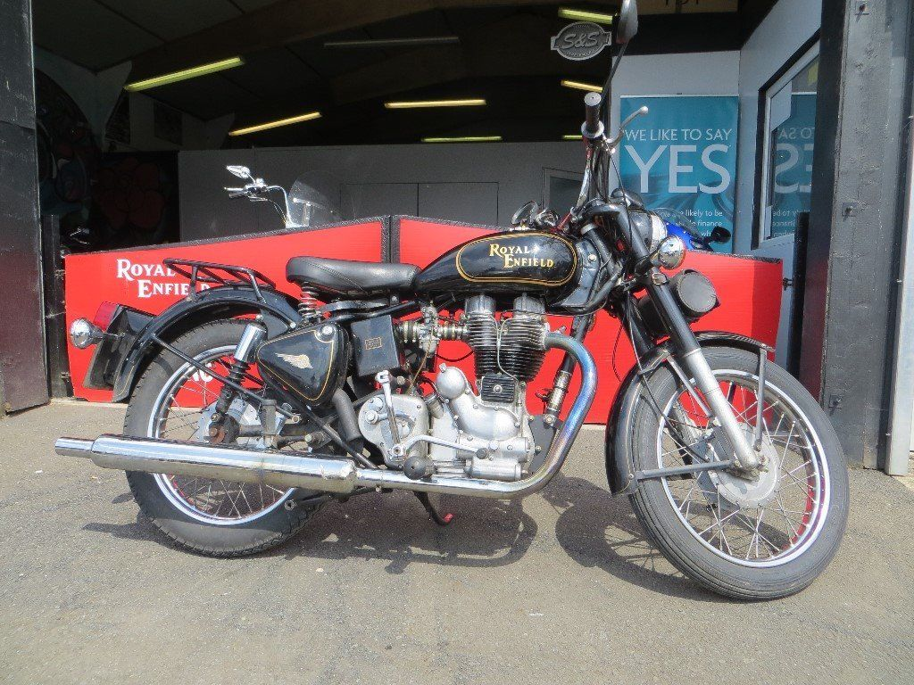 2003 500cc Royal Enfield Bullet Classic. Full MOT, recent tune up. 3570 miles on the clock.