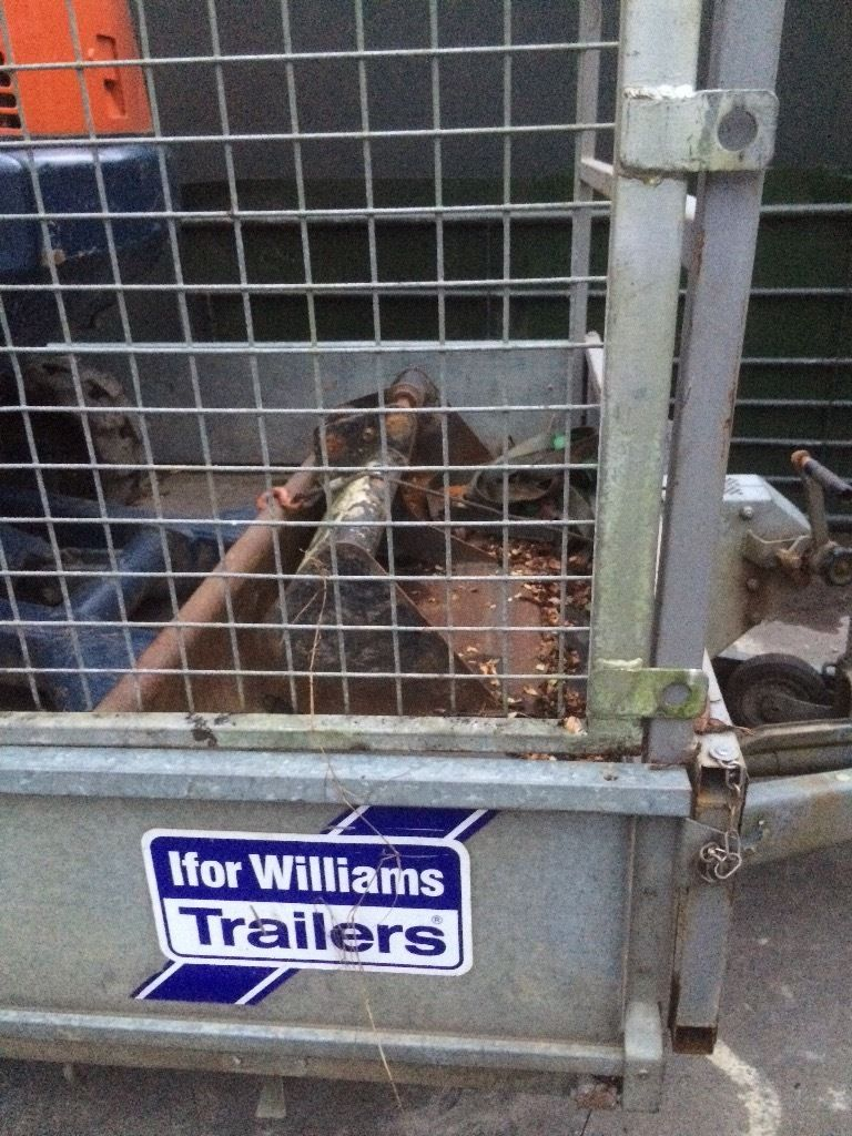 Ifor williams cage sides wanted