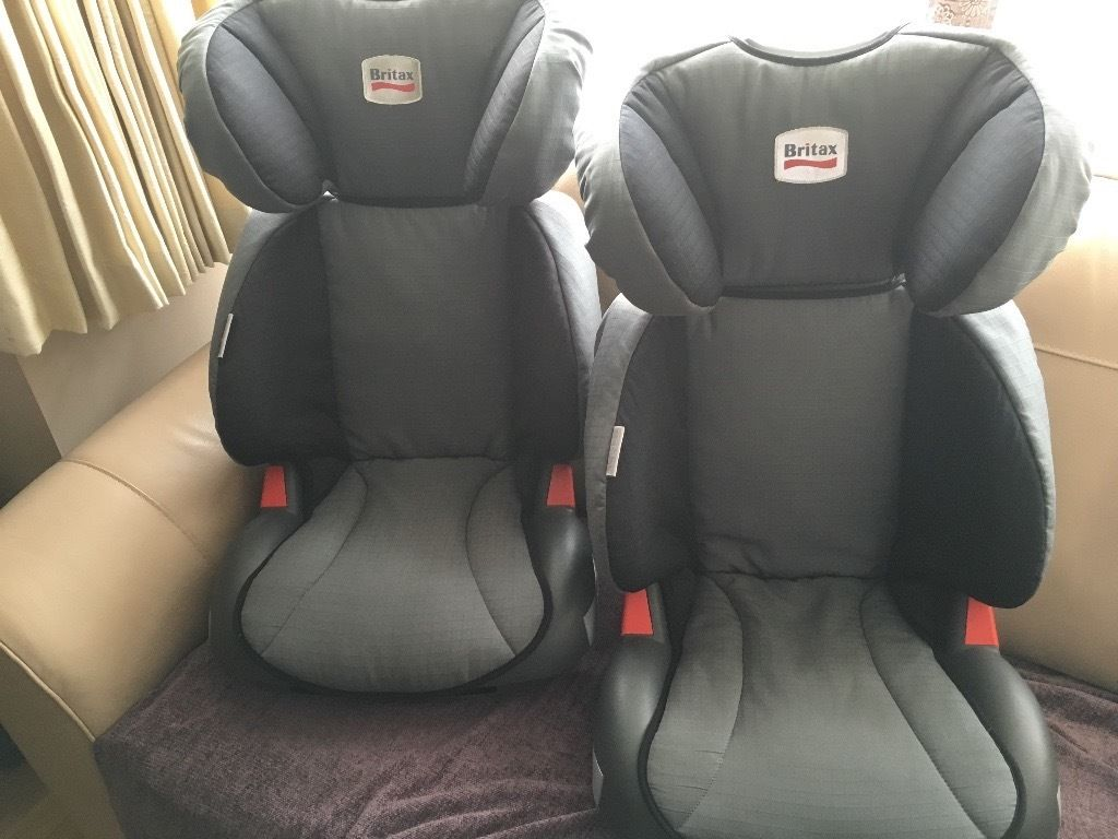 2 x Britax Romer Booster Seat (Happy to split if required)