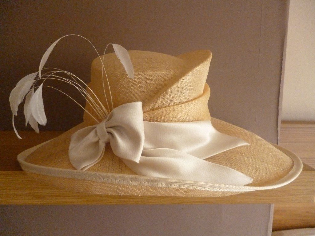 Mother of the bride/formal hat
