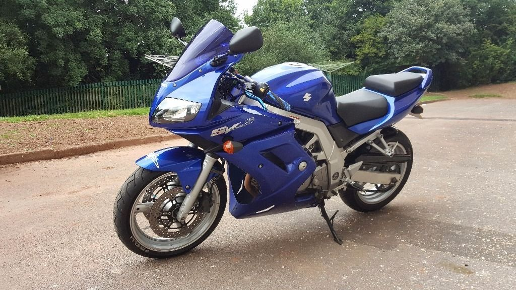 Beautiful Suzuki sv650 for sale
