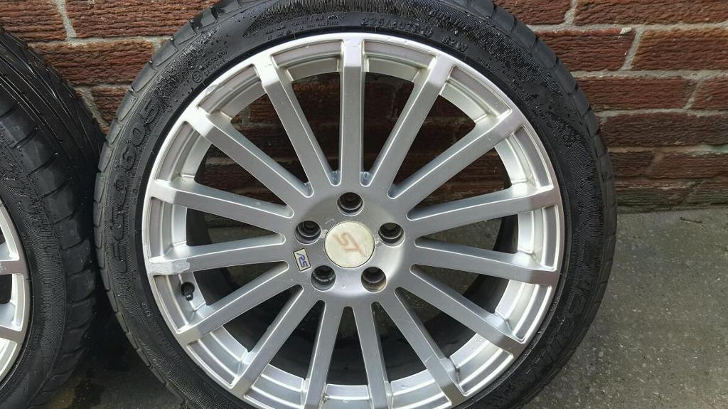 ford rs alloys (reps) 5 x 108