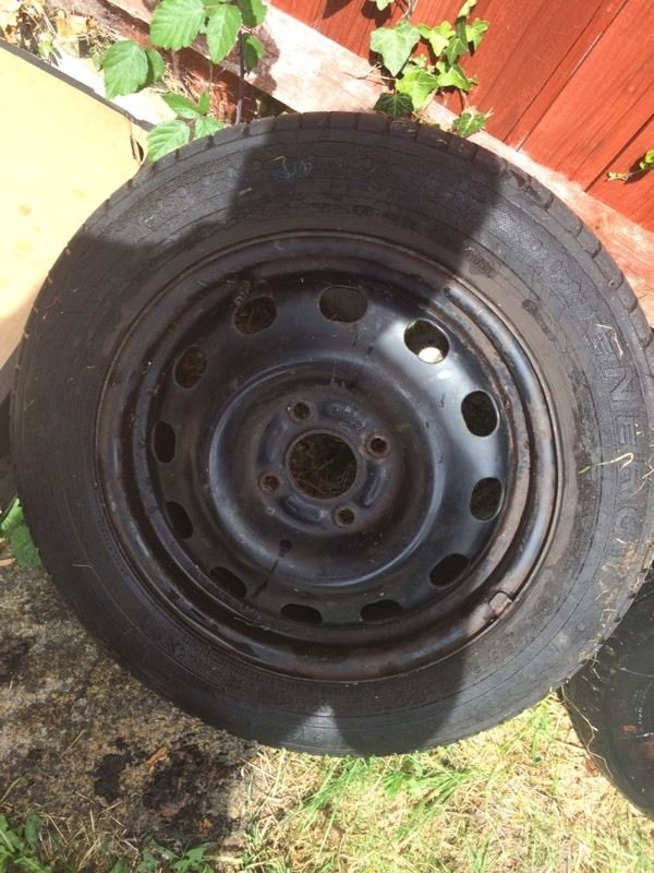 Ford steel spare