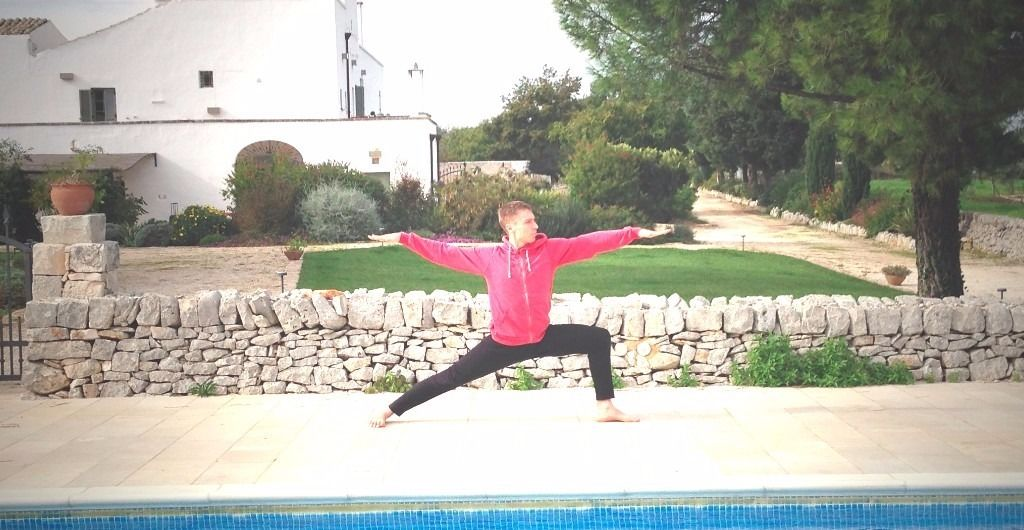 4 Week Yoga Course - Standing Postures starts 3rd August at Clifton Library