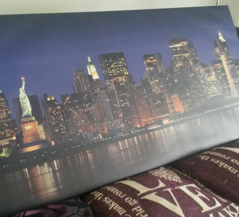 Large/ wide canvas, wall art