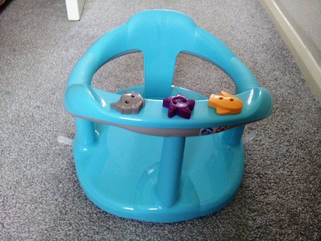 Bath seat for baby 7-16 months