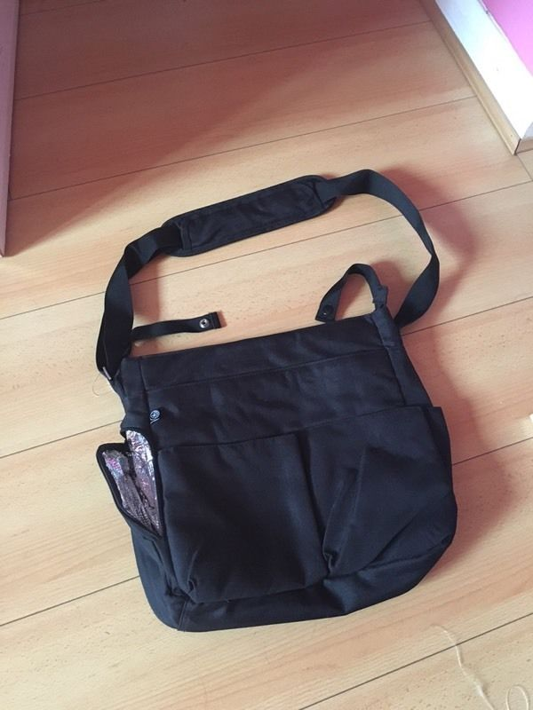 Brand new changing bag without tags