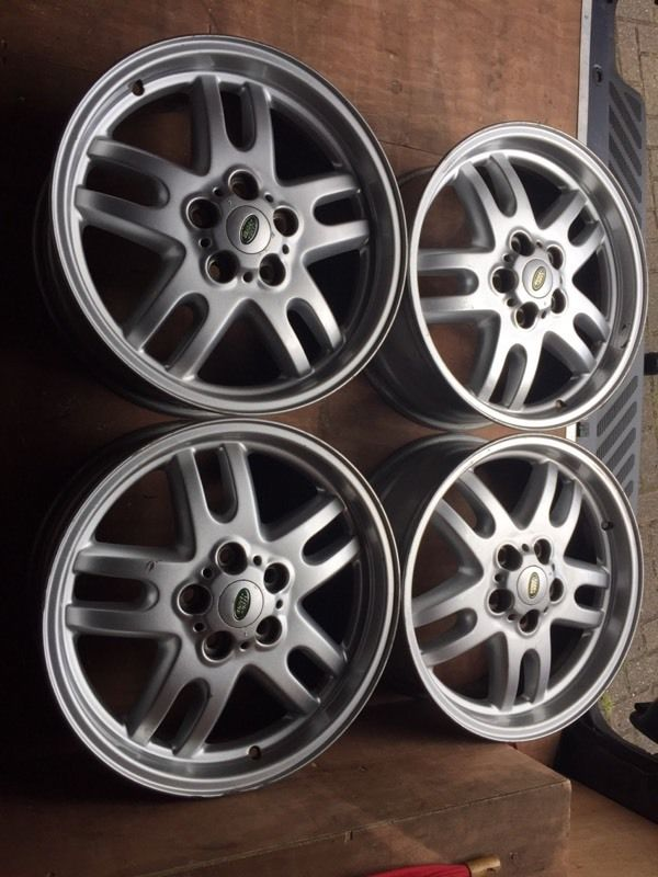 Range Rover alloy wheels 18inch