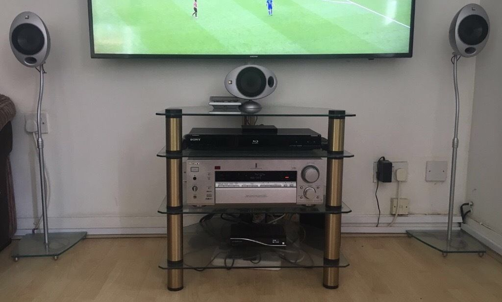 Kef 6.1 home cinema system & LOTS MORE