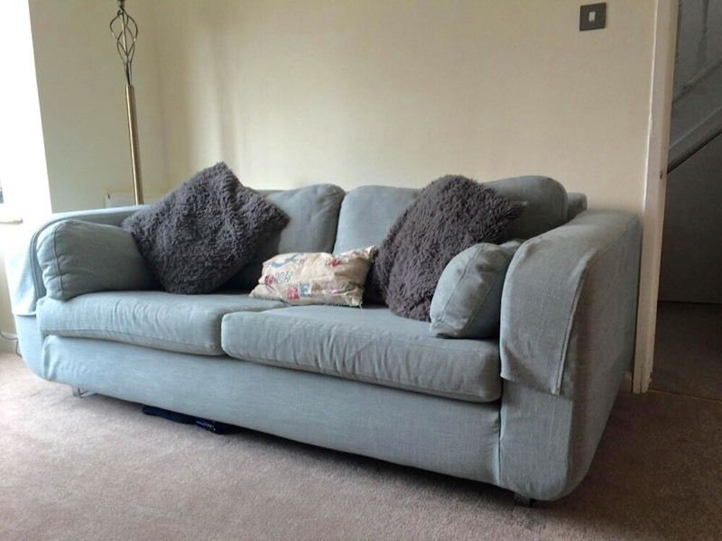 Large multiyork sofa with machine washable removable covers