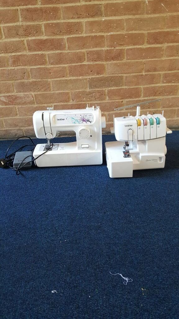 Sewing and overlocker and dressmakers dummy for sale