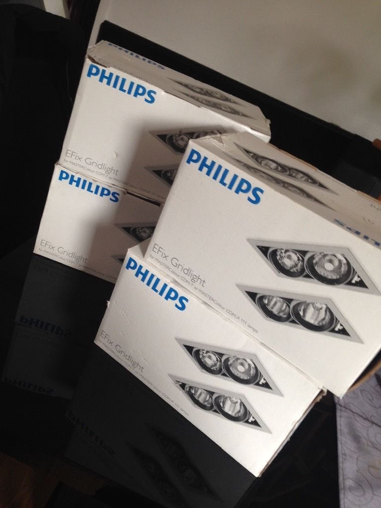 Phillips EFix Gridlights