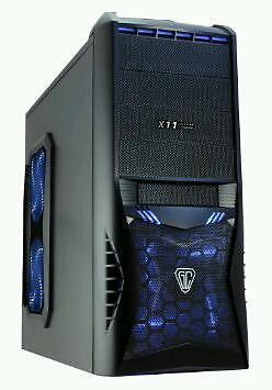 ULTRA FAST Quad Core 8GB 1TB Desktop Gaming PC Computer AMD HD Graphics VG REDUCED