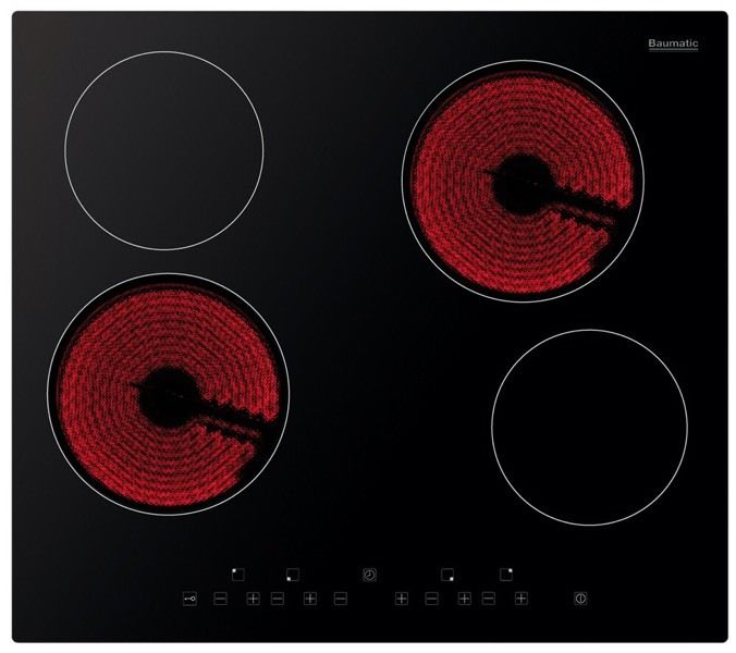 Baumatic BHC605 Electric Hob