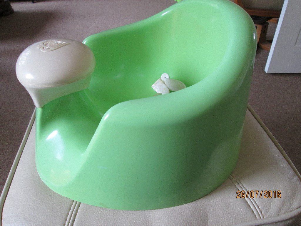 PRINCE LIONHEART BEBE POD FLEX BABY BOOSTER SEAT IN GREEN