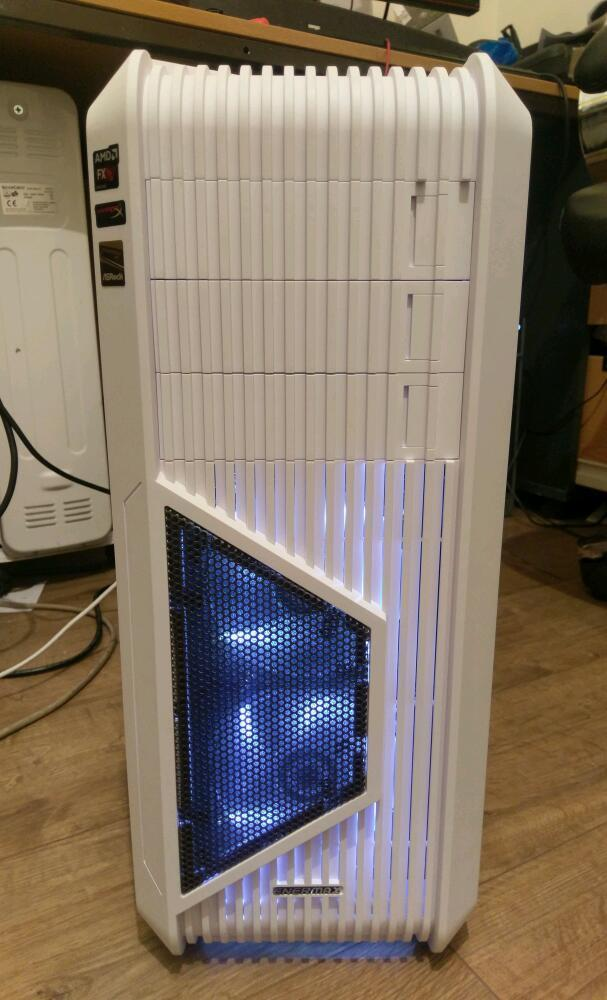 High Spec Gaming PC, GTX 970, FX 8350 8 core 4.5ghz, 2400mhz 16gb ram, 60° MAX temps. New.