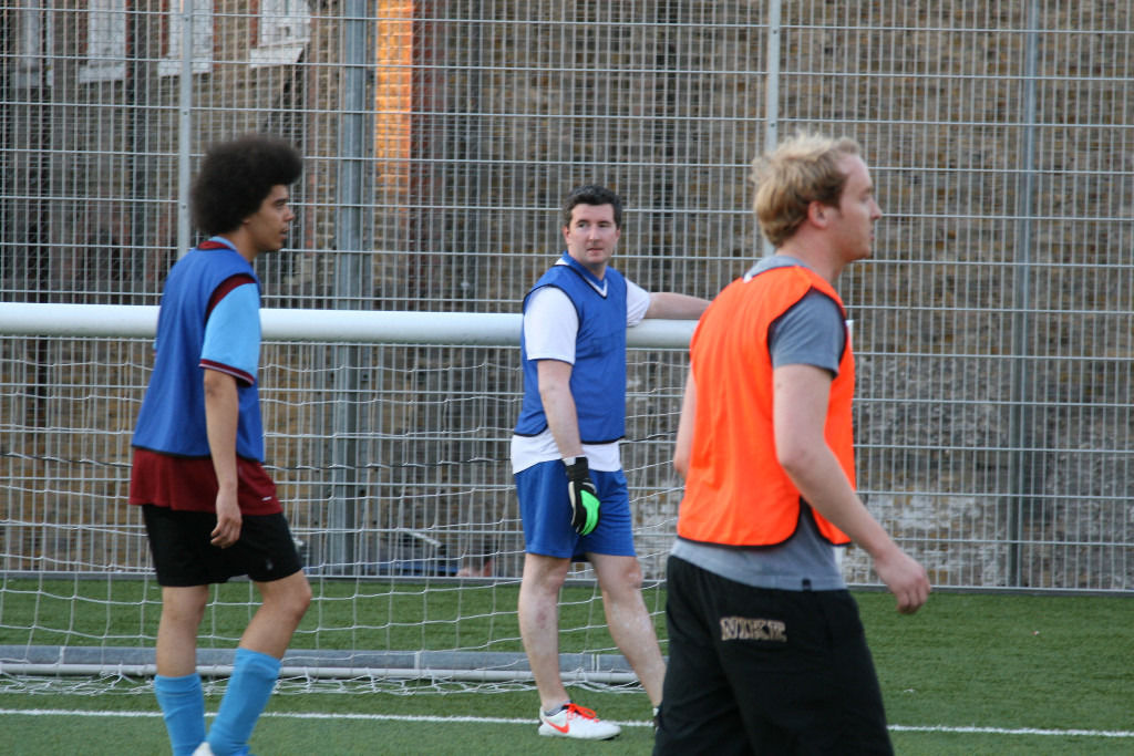 ***Join our 11 a side Football club @ Westway Sports Centre***