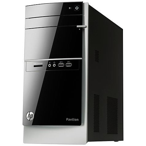 HP 500-119EA Full desktop PC 1 year old as good as new