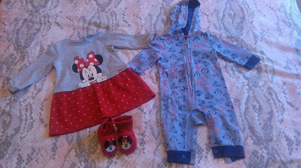 baby girl clothes bundle 6-9 9-12 months