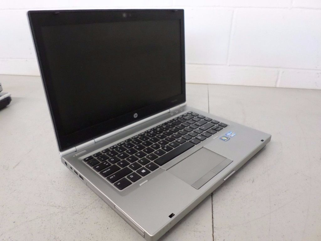 HP Elitebook 8470p laptop 500gb hd 16gb ram Intel 2.5ghz x 4 Core i5-3nd generation processor