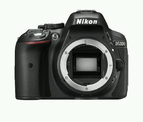Nikon d5300 Brand New body only never opened boxed!