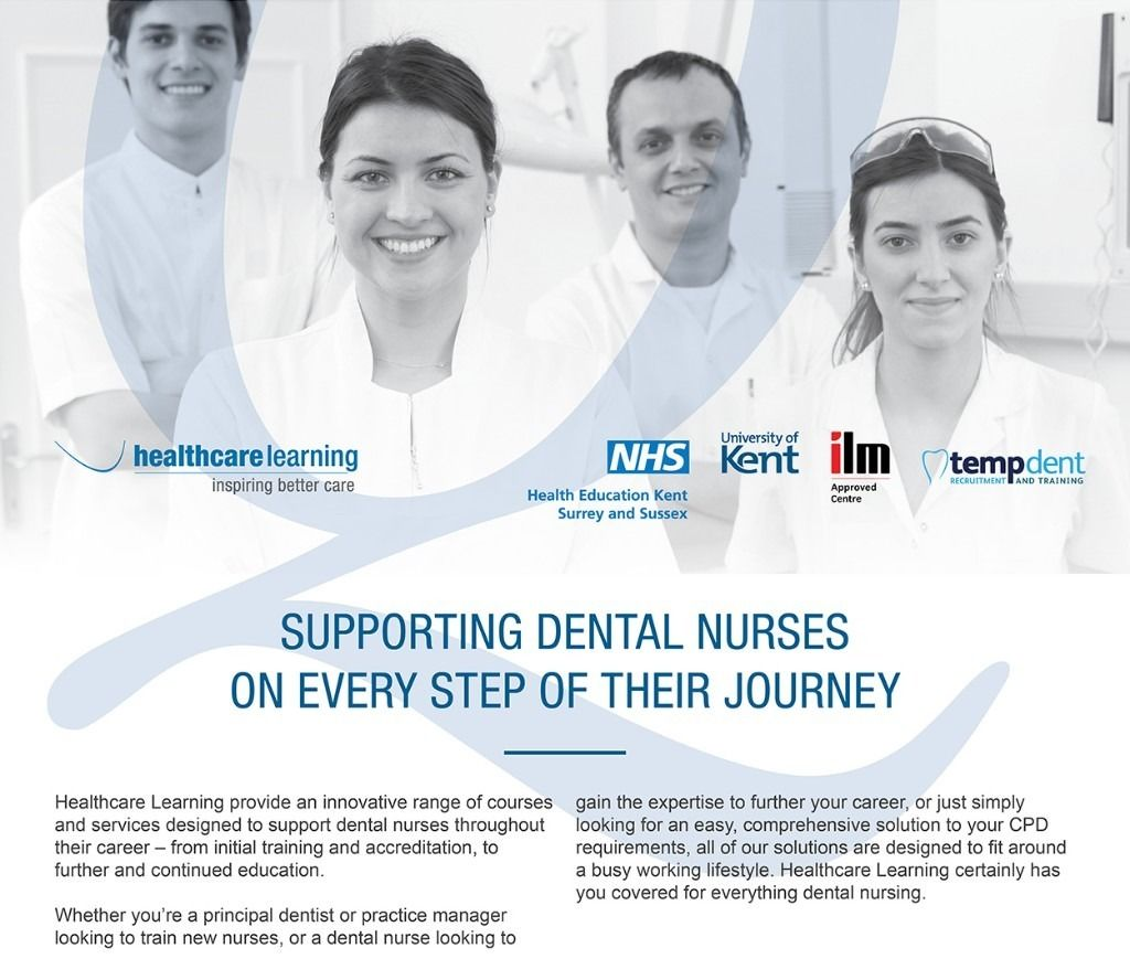 Free Dental Nurse Advanced Apprenticeships