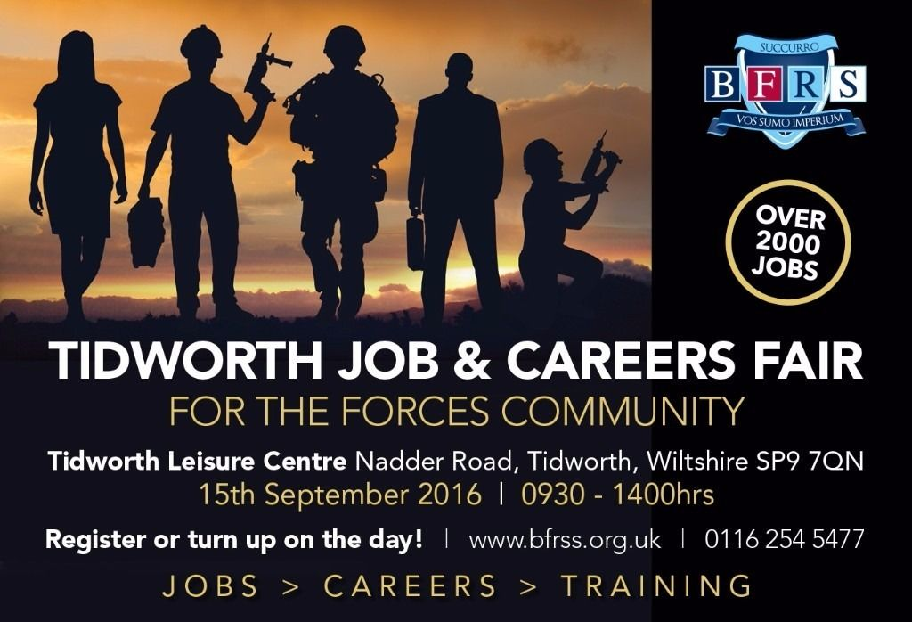 Tidworth Job & Careers Fair