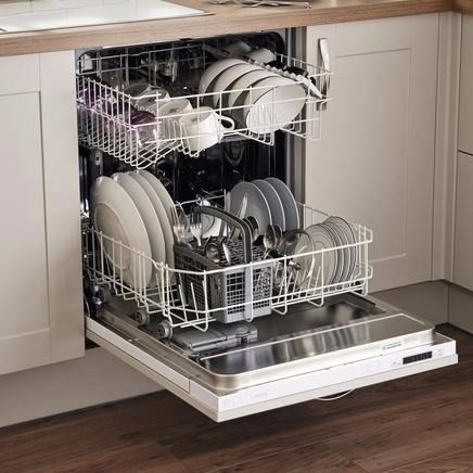 Howdens Lamona fully integrated dishwasher (Brand New, Never Used)