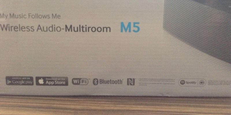 Samsung multi room wireless speaker