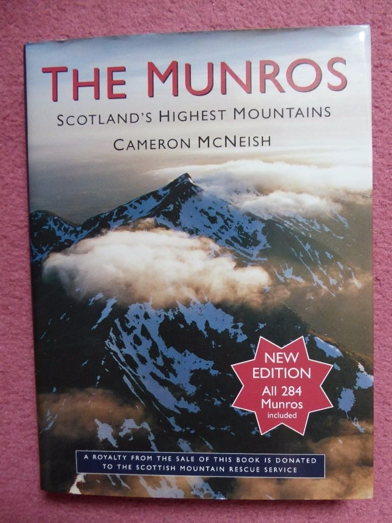 The Munros by Cameron McNeish