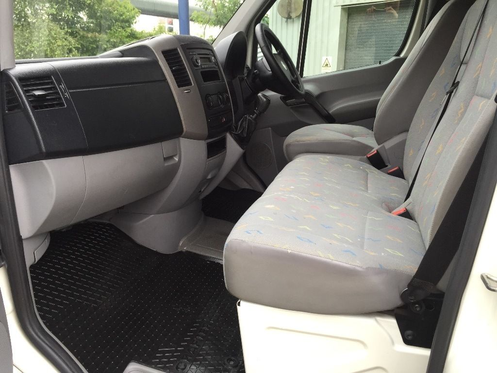 2009 vw crafter in the rare mwb ex council 45k yes 45k. this is how a van should look like! stunning