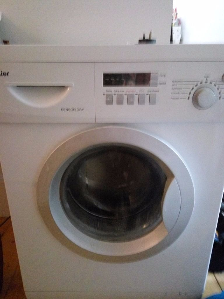 Haier Washer Dryer: excellent condition