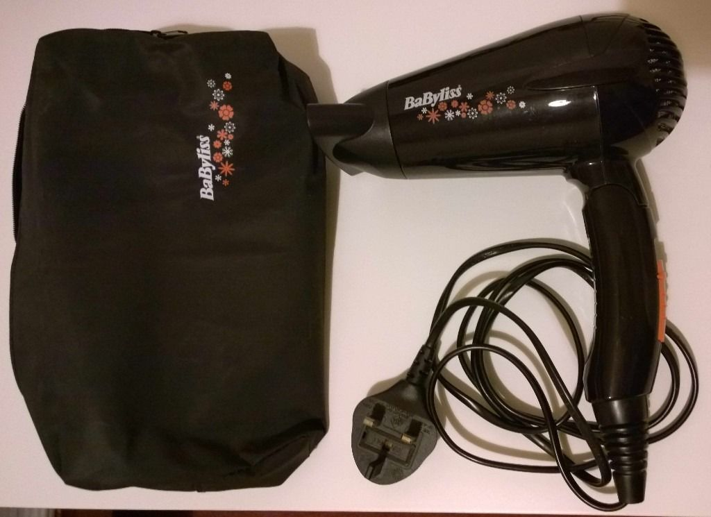 Hair Dryer In Nearly New Condition